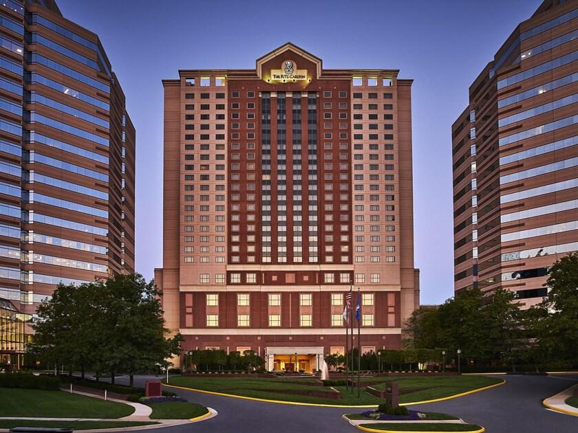 The Ritz Carlton- Vienna, VA