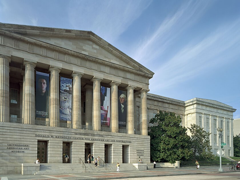 The Smithsonian Art Museum – Vienna, VA