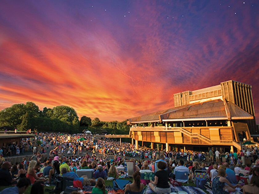 The Wolf trap – Vienna, VA